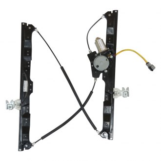 Replace® - Front Passenger Side Power Window Regulator and Motor Assembly