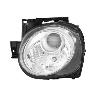Nissan Juke Custom Projector Headlights | Halos, LEDs