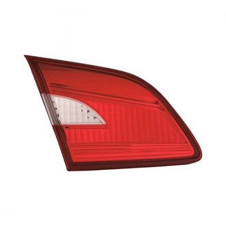 Replace® - Driver Side Inner Replacement Tail Light Lens and Housing