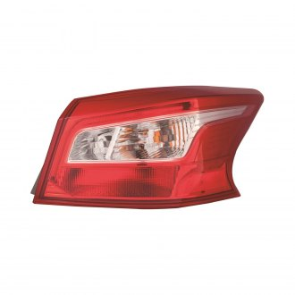 Replace® NI2805108R - Passenger Side Outer Replacement Tail Light (Remanufactured OE)