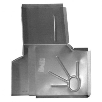 Replace® - Floor Pan Patch Sections