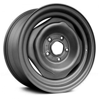 "Replace® - 14"" Remanufactured 4 Slots Factory Steel Wheel"