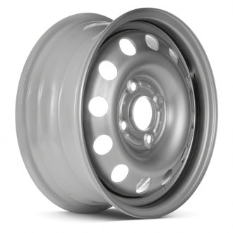 "Replace® - 14"" Remanufactured 12 Holes Factory Steel Wheel"
