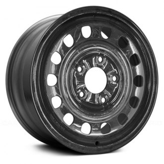 "Replace® - 15"" Remanufactured 14 Holes Factory Steel Wheel"