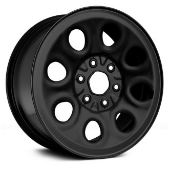 "Replace® - 17"" Remanufactured 8 Round Holes Factory Steel Wheel"