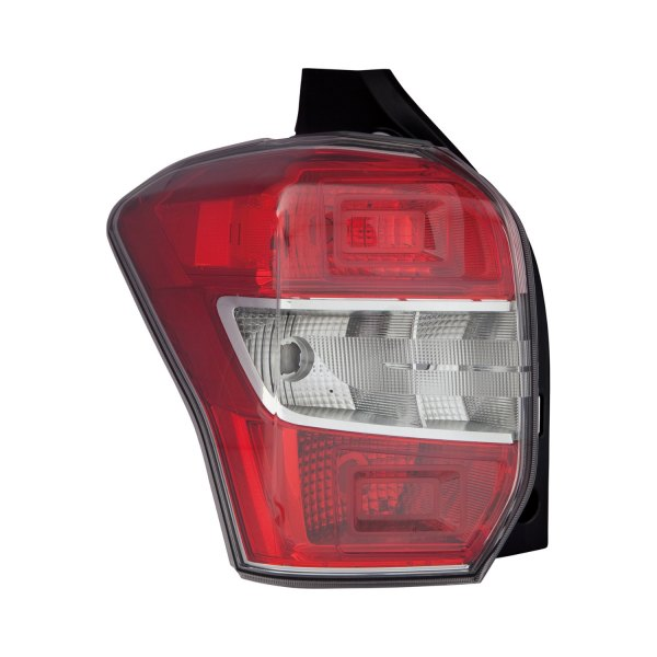 Tail Light Lens Replacement : Replace subaru forester  replacement tail