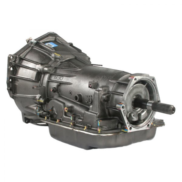 Remanufactured Automatic Transmission: GMC Sierra 2007 Remanufactured Automatic