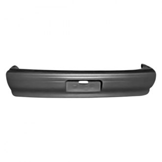 Replace® - Remanufactured Rear Bumper Cover