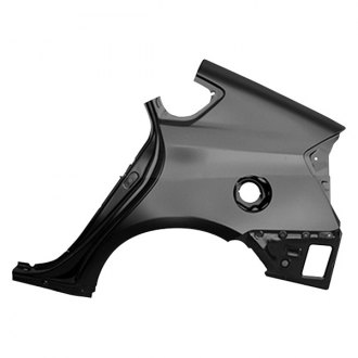 Replace® - Driver Side Outer Quarter Panel