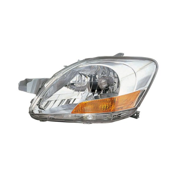Replace toyota yaris 2009 replacement headlight lens for Garage toyota lens