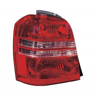 2003 Toyota Highlander Custom Amp Factory Tail Lights