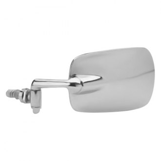 Replace® - Driver Side Manual View Mirror (Non-Foldaway)