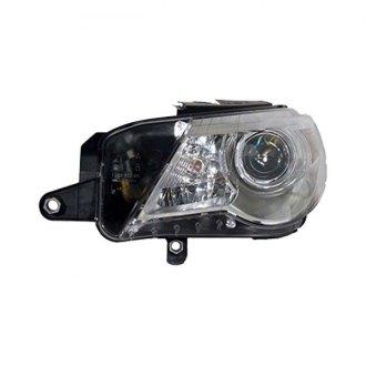 2012 vw cc projector headlights