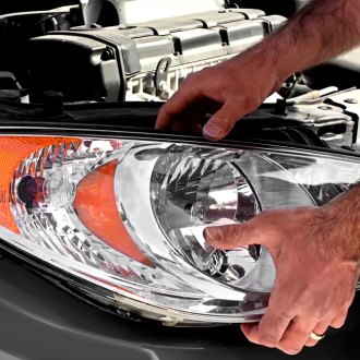 Replace® - Factory Headlight