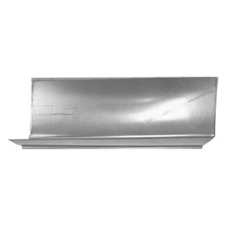 Replace® - Front Lower Passenger Side Quarter Panel