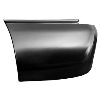 Replace® - Rear Lower Quarter Panel
