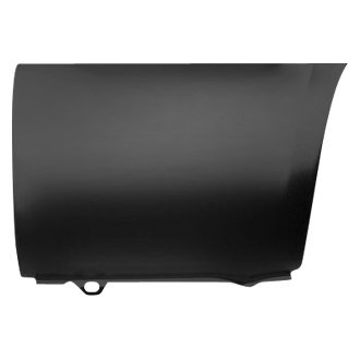 Replace® - Driver Side Lower Bed Panel Patch Front Section