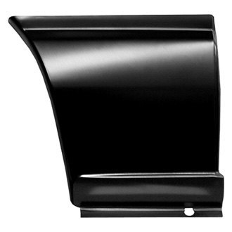 Replace® - Passenger Side Lower Quarter Panel Patch Front Section