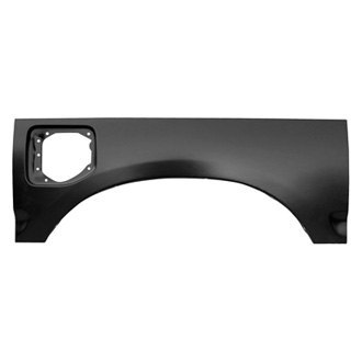 Replace® - Rear Upper Wheel Arch