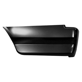 Replace® - Driver Side Lower Quarter Panel Patch Rear Section