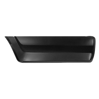 Replace® - Driver Side Lower Bed Panel Patch Rear Section