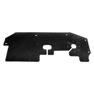 Replace® - Driver and Passenger Side Engine Splash Shield