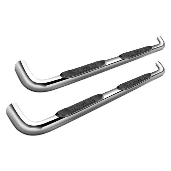 "Replace® - 3"" Pro EFX™ Polished Round Step Nerf Bars"