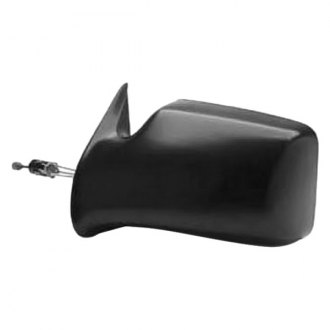 Replace® - Driver Side Manual View Mirror (Heated, Non-Foldaway)