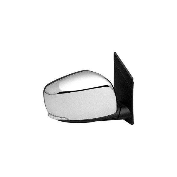 how to change dodge caravan side mirror