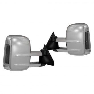 Replace® - Pro EFX™ Driver and Passenger Side Power Towing Mirrors (Non-Heated)
