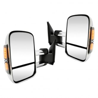 Replace® - Pro EFX™ Driver and Passenger Side Manual Towing Mirrors