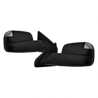 Replace® - Pro EFX™ Driver and Passenger Side Power Towing Mirrors (Heated, Non-Foldaway)