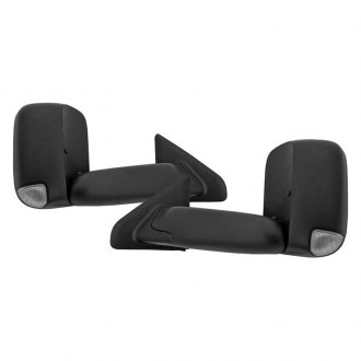 Replace® - Pro EFX™ Driver and Passenger Side Manual Towing Mirrors (Non-Heated, Non-Foldaway)