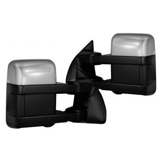 Replace® - Pro EFX™ Driver and Passenger Side Power Towing Mirrors (Non-Heated, Non-Foldaway)