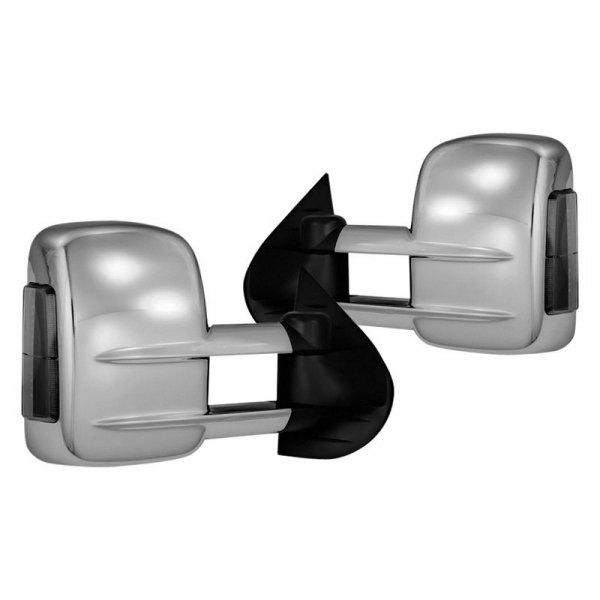 Replace® - Chevy Silverado 2008-2013 Pro EFX™ Towing Mirrors