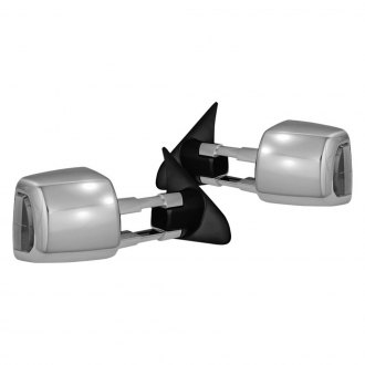 Replace® - Pro EFX™ Driver and Passenger Side Power Towing Mirrors (Heated)