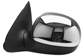 Replace® FO1320138 - Driver Side Power Door Mirror