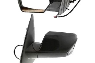 Replace® FO1320377 - Driver Side Power Door Mirror
