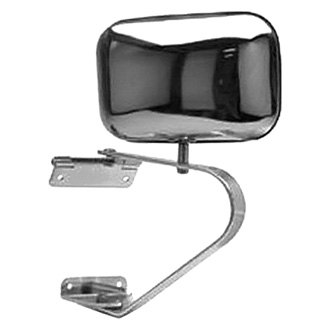 Replace® - Driver or Passenger Side Manual Door Mirror