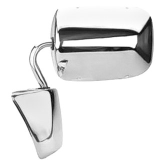 Replace® - Driver Side Manual Door Mirror