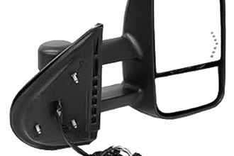 Replace® GM1321354 - Passenger Side Power Towing Mirror