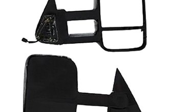 Replace® GM1321411 - Passenger Side Power Towing Mirror