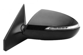 Replace® KI1320149 - Driver Side Power Door Mirror