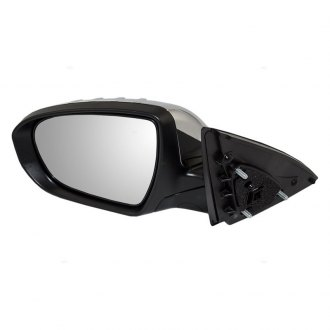 Replace® - Driver Side Power View Mirror (Foldaway)