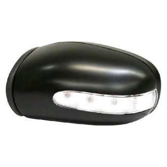 Replace mercedes c230 c280 c350 2007 side mirror for Mercedes benz c300 side mirror glass