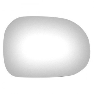 Replace® - Passenger Side Mirror Glass