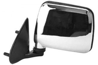 Replace® NI1320109 - Driver Side Manual Door Mirror