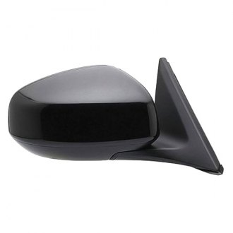 Replace® - Passenger Side Power View Mirror (Foldaway, Non-Heated)