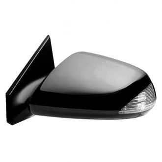 Replace® - Passenger Side Power View Mirror (Non-Heated, Non-Foldaway)