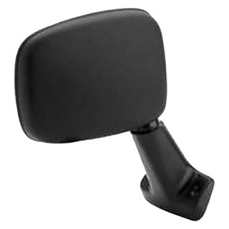 Replace® - Passenger Side Manual View Mirror (Non-Heated, Non-Foldaway)